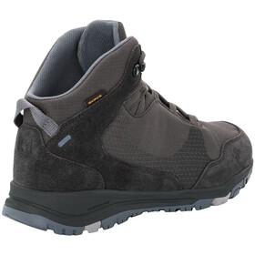 Jack Wolfskin Activate XT Texapore Mid-Cut Schuhe Herren dark steel/phantom